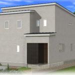 甲府市上今井町B13号棟 建売住宅 外観 イメージ画像