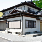 昭和町築地新居 和風建築 中古住宅 リフォーム後