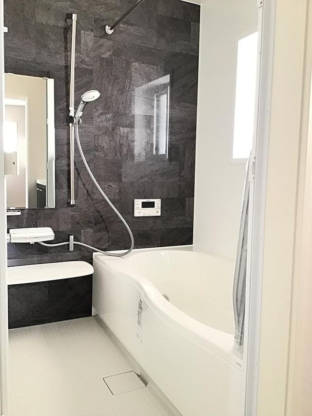 新築建売住宅 浴室