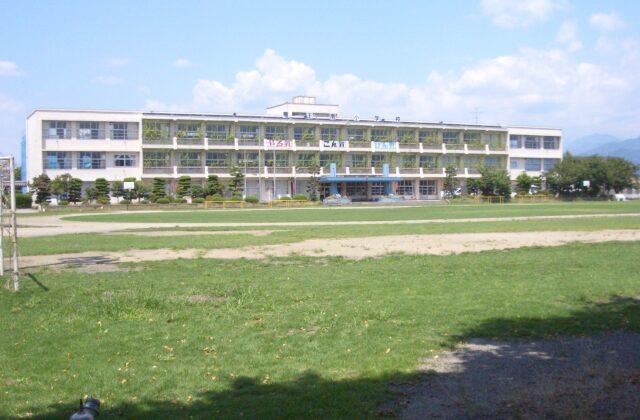 甲斐市立竜王南小学校